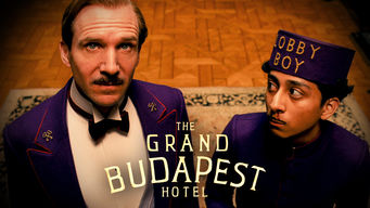 Is The Grand Budapest Hotel 2014 On Netflix Hong Kong